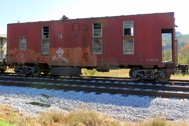 Tennessee Central Bunk Car 762575
