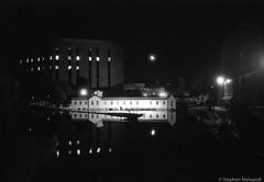 img429-9.jpg (Stephen Malagodi) Tags: film monochrome leicacl lowell pawtucket canal