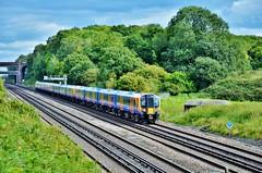 450011 (stavioni) Tags: swt swr south west trains western railway siemens desiro emu electric multiple unit rail train class450 blue 450011 450001 450106