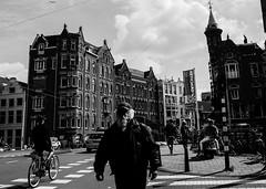 White beard (Daniele Salutari) Tags: photo photography shot wow amazing cool great good dannyboy ilovedannyboy daniele amsterdamman walking street netherlands holland travel summer people old