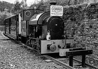 L2017_3948 - Number 7 at Corris Station