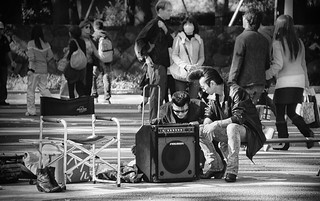 Harajuku Strangers
