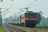 Mour Dhwaj Exp. (B V Ashok) Tags: mourdhwaj baraunijammu bjujat superfast express 12491 nr roorkee rk ldh ludhiana wap4 22612