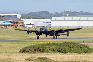 Avro Lancaster PA474 12th August 2017