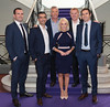 TV3 Sports, Shane Jennings, Tommy Martin, Graeme Souness, Sinead Kissane, Neil Lennon and Kevin Kilbane pictured as TV3 unveiled its programming plans for Autumn 2017 at The National Concert Hall, Dublin. Pictures: Brian McEvoy