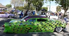Loco Banditos Ford Custom (bballchico) Tags: locobanditoscc cruisinnationals carshow ford custom flames locogreengo