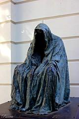 RECUERDO AL GIOVANNI (Paco Vicario) Tags: escultura sculpture giovanni mozart praga praha