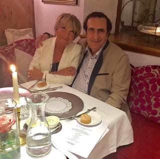 Michel Sogny et Evelyne Pen de Castel