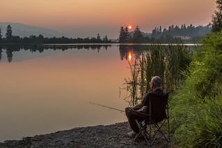 Fisherman @ Sunset