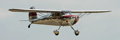 N3651NV (Mark A.H.) Tags: n3651nv cessna 140 1948 14922 fixed wing single engine cont motor c90 series a4216e breda international airport seppe ehse 17june2017 aircraft cca cars classic aeroplanes netherlands