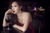 Amy 61 089 (Francis.Ho) Tags: amy baltar wine redwine fujifilm girl woman female femme lady portrait people beauty pretty lips eyes hair face chinese model elegant glamour young sensuality fashion naturallight cute goddess erotic