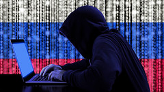 Russia's army of media influencers, social media bots and trolls has increasingly amplified alt-right and far-right narratives in the US since the 2016 presidential election. (karo4greatness) Tags: computer cyborg password computerhacker backgrounds protection aggression identity safety security accessibility technology crime digitallygeneratedimage russia flag internet laptop data cybersecurity