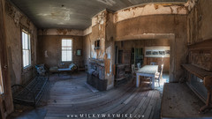Inside Bodie Ghost Town (Mike Ver Sprill - Milky Way Mike) Tags: bodie ghost town california mono lake inside home house urbex abandoned