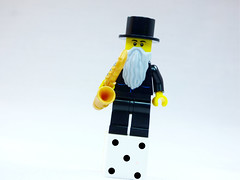 Brick Yourself Custom Lego Figure Jazz Rabbi on Dice1