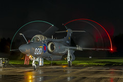 Wing Swing (Kev Gregory (General)) Tags: blackburn buccaneer s2b xx894 16 squadron raf laarbruch germany xv 12 sqn lossiemouth 208 aircraft targeted shayka mazhar airfield destroyed iraqi antonov an12 cub kaf322 painted represent 020r 809 nas hms ark royal navy tribute naval retirement operational timeline time line event rolling thunder events kev gregory canon 7d bruntingthorpe air force photo shoot photoshoot