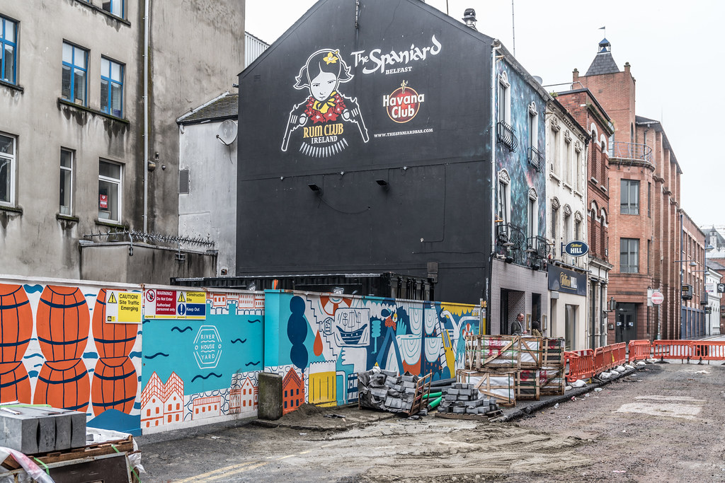 EXAMPLES OF URBAN CULTURE IN BELFAST [STREET ART AND GRAFFITI]-132927
