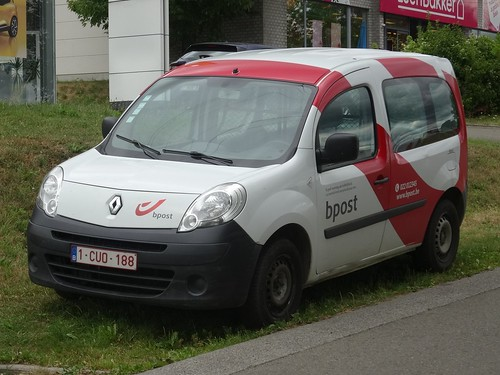 "Renault Kangoo ""bpost"""