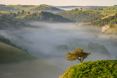Thors Cave & Manifold Valley (JamesPicture) Tags: ectonhill mist peakdistrict staffordshire sunrise thorscave