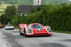 Millions (iampepa) Tags: 2017 ennstal ennstalclassic gröbming oldtimer classiccars porsche 917 997 gt3 rsr lemans carporn