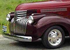 Chevrolet Truck (Colorado Sands) Tags: chevy car vehicle chevrolet sandraleidholdt estespark colorado usa vintage automobile 88m71 pickup truck
