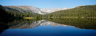 Indian Peaks Wilderness - Long Lake