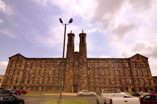 Indiana Cotton Mill - Cannelton, IN