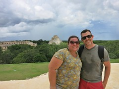 09-02-17 Friend's Visit 19 (Noel & Derek) (derek.kolb) Tags: mexico yucatan uxmal friends