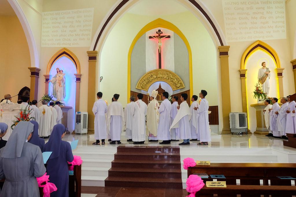 Thánh lễ tạ ơn khánh thành nhà thờ Hòa Cường – Giáo phận Đà Nẵng - Ảnh minh hoạ 66