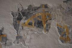 Sant Valentí de Les Cabanyes (esta_ahi) Tags: lescabanyes església iglesia santvalentí ipa2539 romànic románico romanesque pintura pintures fresc fresco penedès barcelona spain españa испания