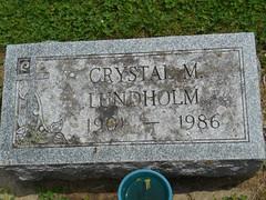 Gravestone - Crystal Mae Dymond