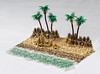 Summer Beach (Mark of Falworth) Tags: lego creation moc scene build beach ocean sea gulf shore palmtrees mark of falworth