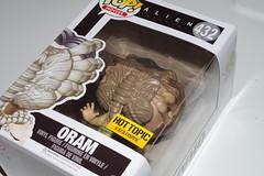 ORAM (kingkong21) Tags: pop movies alien 432 oram facehugger