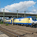 146 511-1 ME146-11 Metronom Hamburg-Harburg 27.08.17