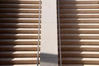 Fondation Louis Vuitton # 9 Stairs