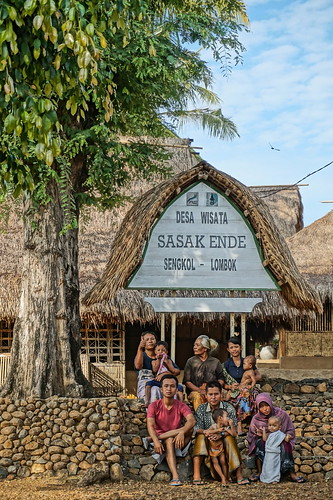Warga Mulia, Desa Adat Ende, Lombok