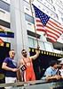 IMG_5676 (danimaniacs) Tags: resist march protest hot sexy man guy male flag american beard scruff singlet onsie bulge