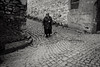 The long and winding road (Tilemachos Papadopoulos) Tags: qoq winter turkey urban fuji fujifilm fujinon istanbul invisibles outdoor mono monochrome people street xt10 candid contrast bw blackandwhite mirrorless