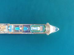 Cruise ship 🚢 Port Of Nassau Bahamas-DJI Phantom 4 Pro Plus (Daniel Piraino) Tags: bahamas nauticalvessel nopeople transportation blue outdoors donethat aerialshot traveldestinations cruiseship aerialphotography ship highangleview modeoftransport
