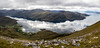 Loch Hourn from Beinn Sgritheall (GC_1508) Tags: knoydart ladharbheinn glenelg corran arnisdale beinnsgritheall lochhourn