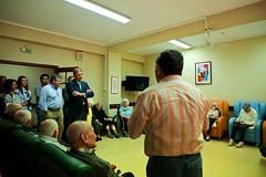 Autárquicas 2017: Pedro Passos Coelho em Leiria