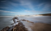 Compton Bay LE (jerry_lake) Tags: 123secs 22mm comptonbay d750 hanoverpoint iow iso50 isleofwight le leesuperstopper nd15 sept2017 cliffs f80 longexposure lowtide minimalist rocks