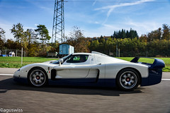 Maserati MC12 (on Explore Sep 15, ‎2017) (aguswiss1) Tags: maseratimc12 maseratio mc12 supercar hypercar fastcar millioncar dreamcar italiencar ferrari enzo 200mph 300kmh limitededition millionaire limited edition racer cruiser racecar