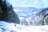 film (La fille renne) Tags: film analog lafillerenne lomolca agfa agfactprecisa100 xpro crossprocessing landscape nature mountain