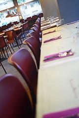 DSC_2388 (fdpdesign) Tags: pizzamaria pizzeria genova viacecchi foce italia italy design nikon d800 d200 furniture shopdesign industrial lampade arredo arredamento legno ferro abete tavoli sedie locali