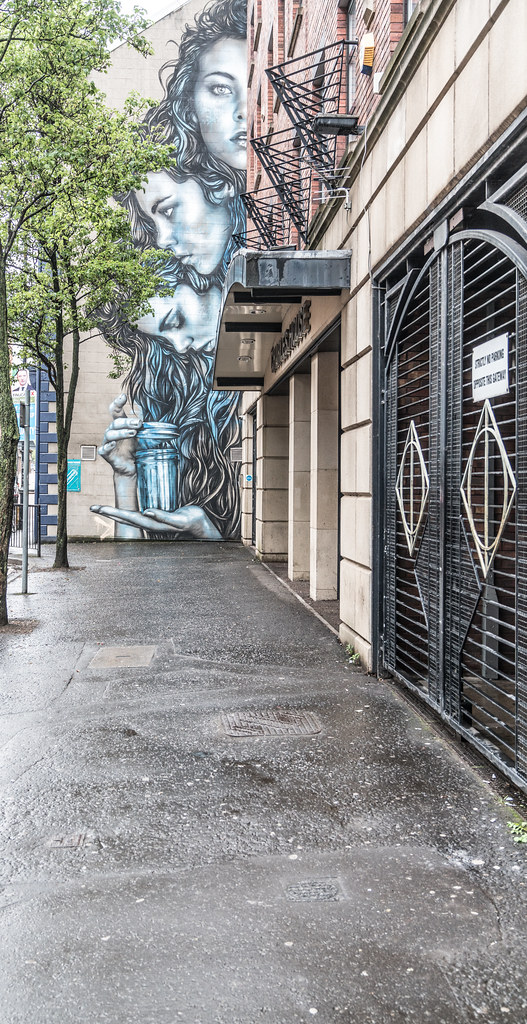 EXAMPLES OF URBAN CULTURE IN BELFAST [STREET ART AND GRAFFITI]-132901