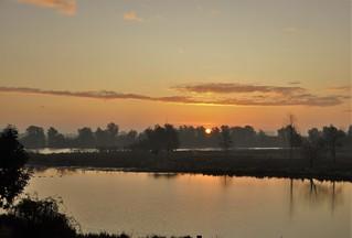 Prachtig begin / Beautiful start of October 1st