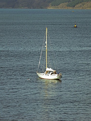 Moored off Pendennis Point (Cornishcarolin. Just moved house!! BUSY!!! xxxxxx) Tags: cornwall falmouth falmouthbay boats yachts water