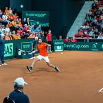 Davis Cup Tennis: Robin Haase (NL) thumbnail