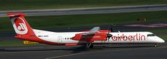 DHC-8-402Q D-ABQR (707-348C) Tags: dusseldorfairport airberlin eddl dus dh8d prop dehavillandcanada dhc8 dash8 propliner ber airliner passenger dusseldorf turboprop dabqr