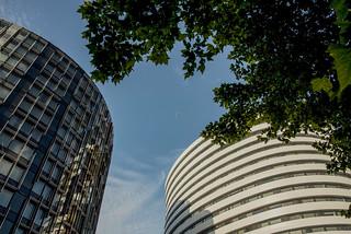 Londra- Il compasso dell'architetto
